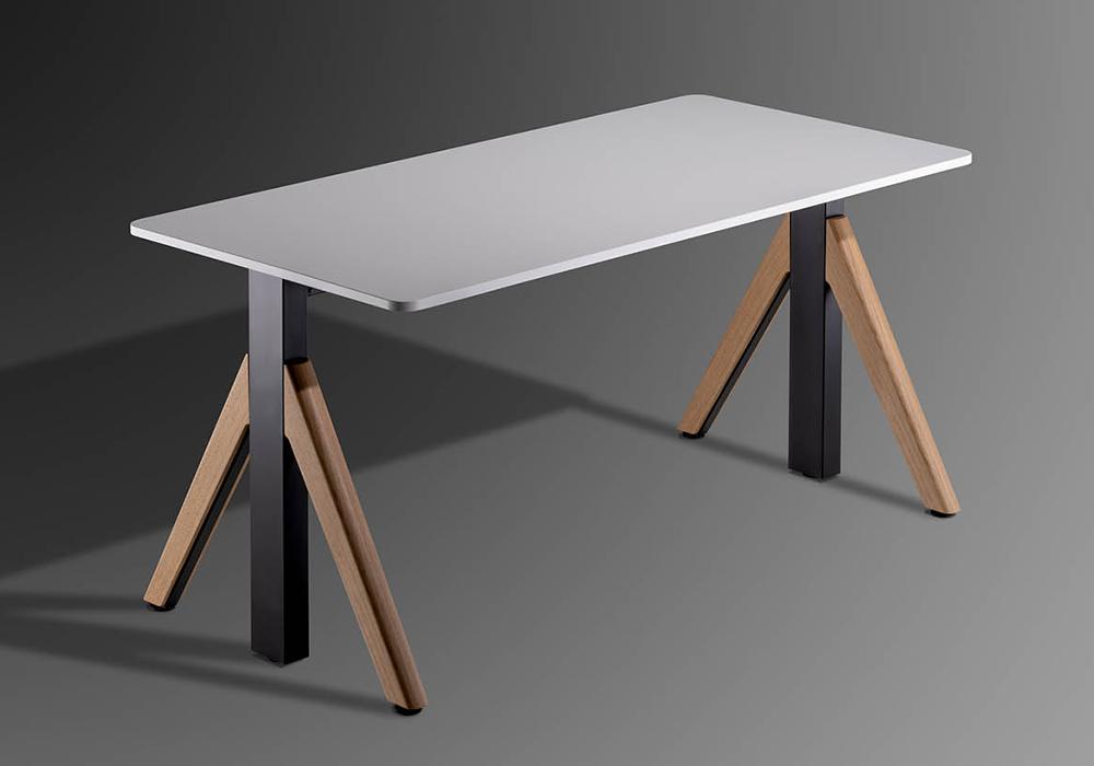 AIT-Produkttest – jetzt bewerben! WINEA FLOW - Steh-Sitz-Arbeitstisch von WINI