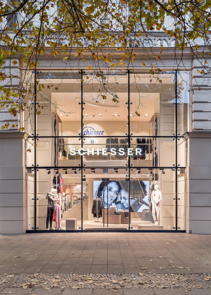 Schiesser Store in Berlin 01