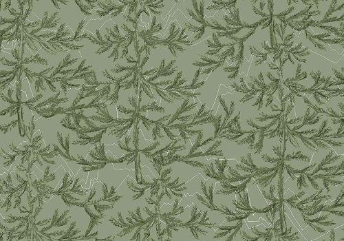 Weihnachtsprints von Textil Design Studio Mademoiselle Camille 02