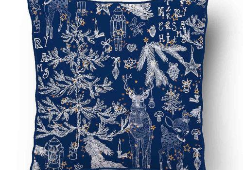 Weihnachtsprints von Textil Design Studio Mademoiselle Camille 05