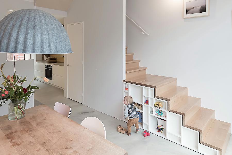 Wohnhaus in Delft von Gaaga