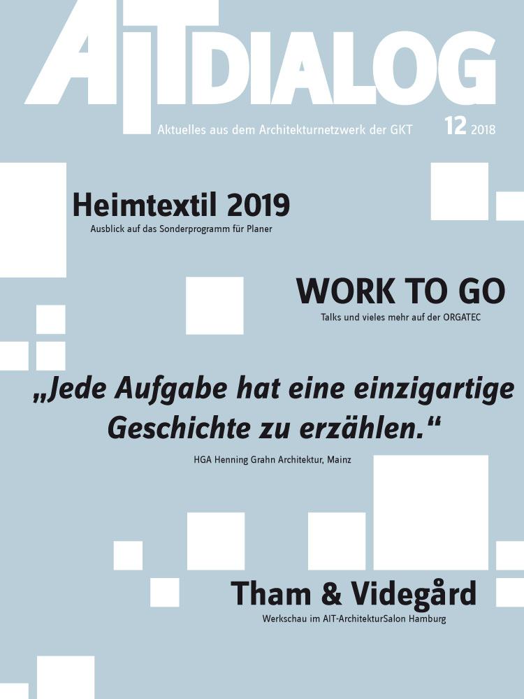 AIT-Dialog Magazin 12/2018