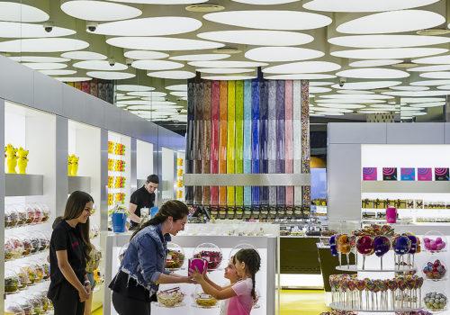 Süßigkeitenladen in Istanbul 01