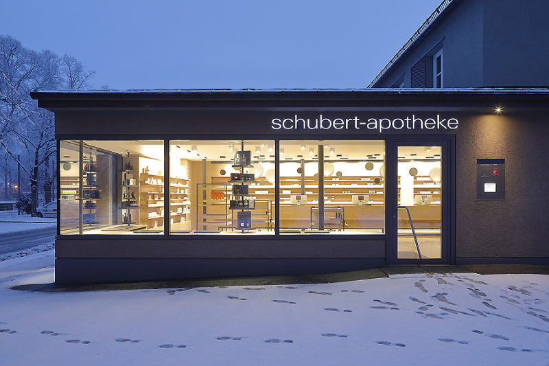 Apotheke in Pullach 01