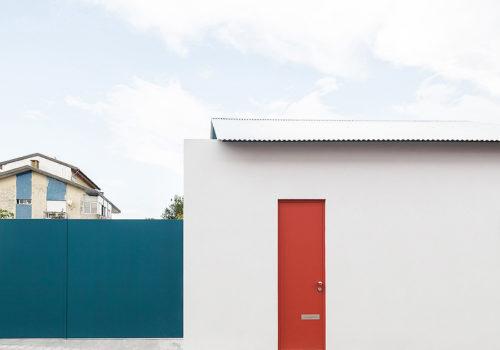 Wohnhaus in Porto 01