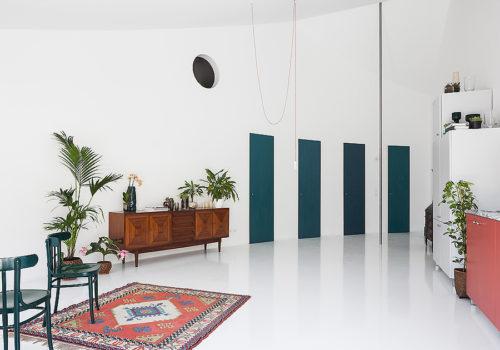 Wohnhaus in Porto 02