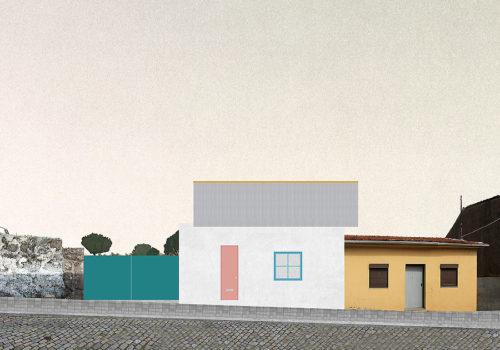 Wohnhaus in Porto 08