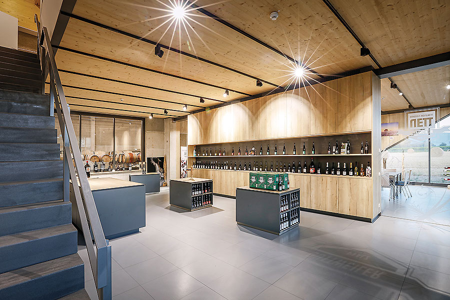 Weingut Nett in Dudweiler von Architects Collective