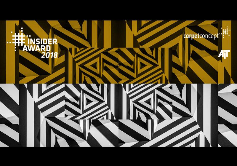 Sie sind herzlich eingeladen! Preisverleihung des INsider Awards 2018 | 7. März 2019 in Köln