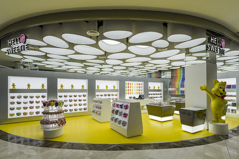 Süßigkeitenladen in Istanbul 06