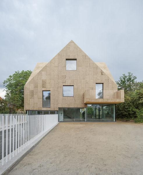 Wohnhaus in Berlin 01