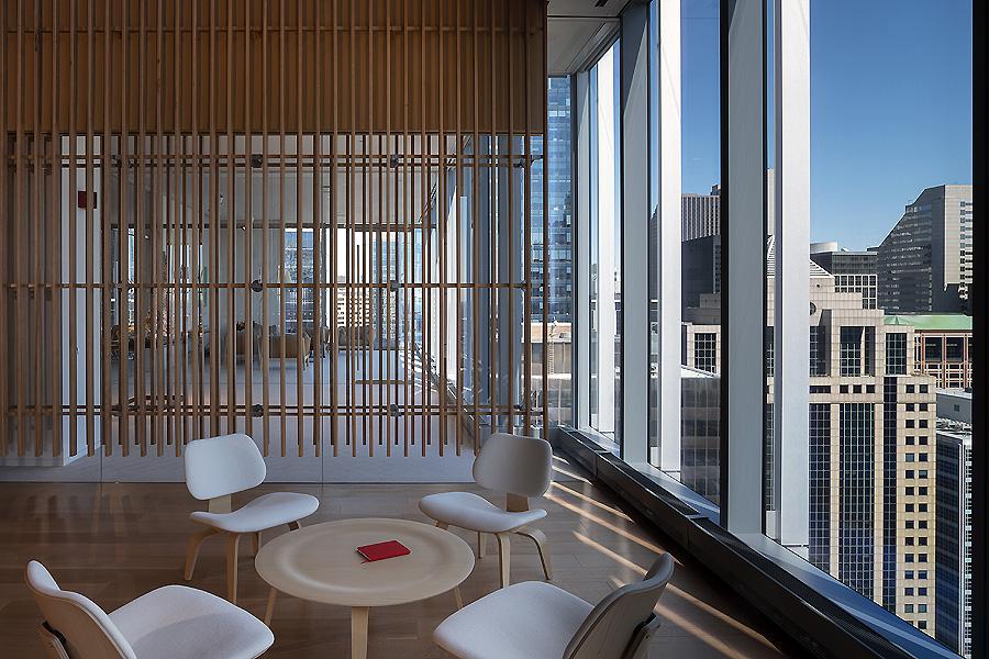 Büro in Chicago von Alvisi Kirimoto
