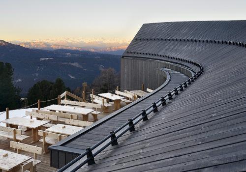 Oberholz Mountain Hut in Obereggen 02