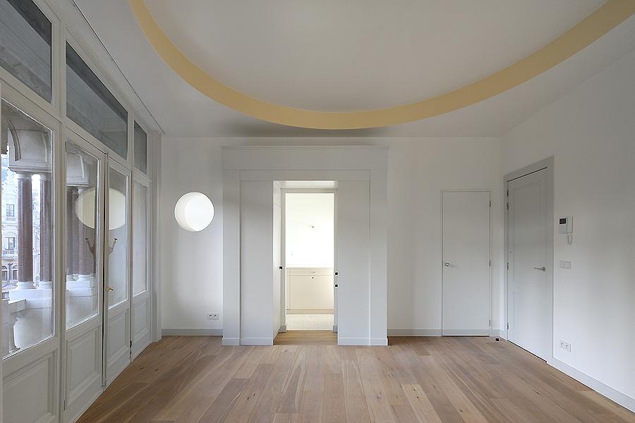 Sanierung von drei historischen Gebäuden in Antwerpen 02