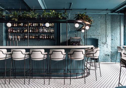 Café in London von Biasol 04