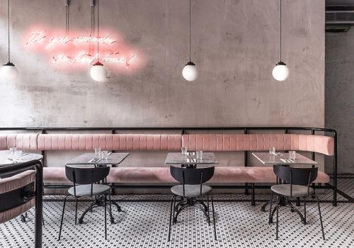 Café in London von Biasol 03