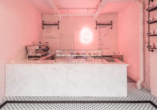 Café in London von Biasol 02