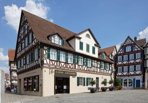 Apotheke in Schorndorf 05