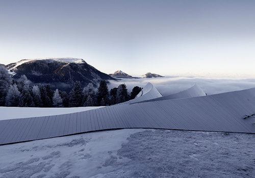 Oberholz Mountain Hut in Obereggen 06