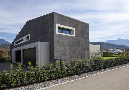 Wohnhaus in Österreich 06
