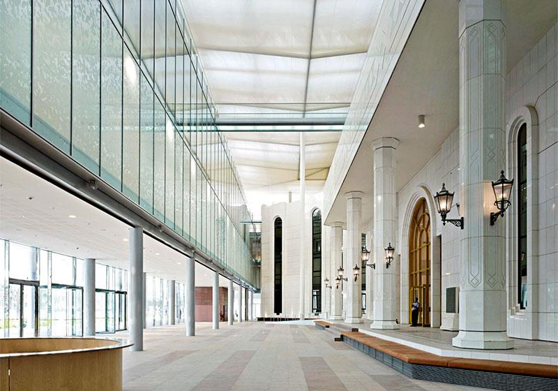 """""""Konzept+Atmosphäre"""" - Ausstellung über die Arbeit von Gerber Architekten"""