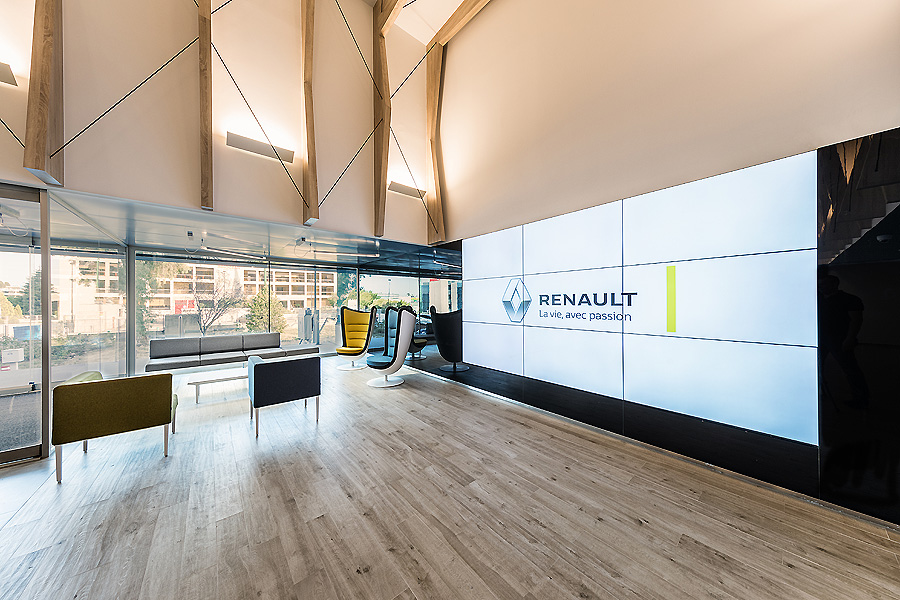 Grupo Renault in Madrid 06
