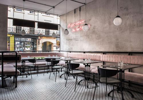 Café in London von Biasol 05