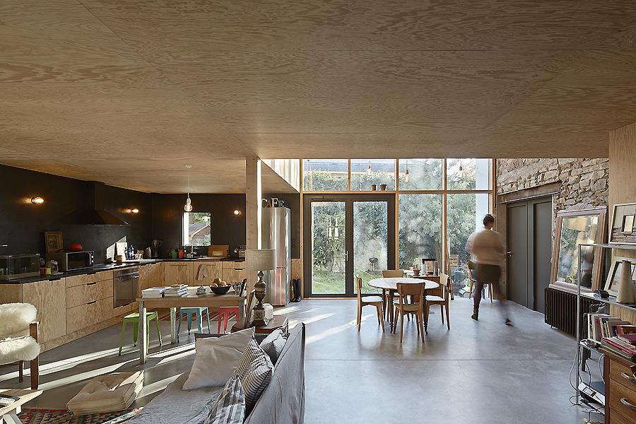 Wohnhaus in Nantes 06