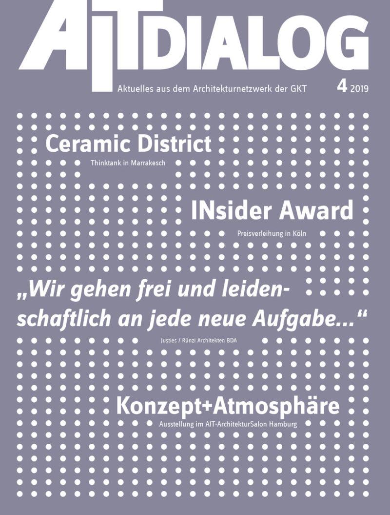 AIT-Dialog Magazin 4/2019