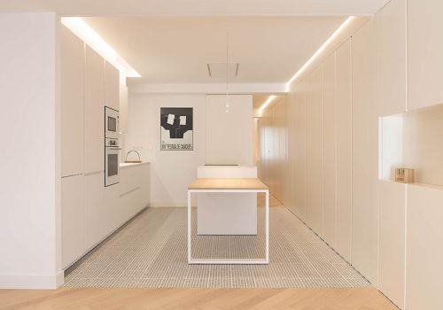 Umgestaltung eines Wohnhauses in San Sebastián 02