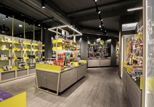 Store in Mailand 03