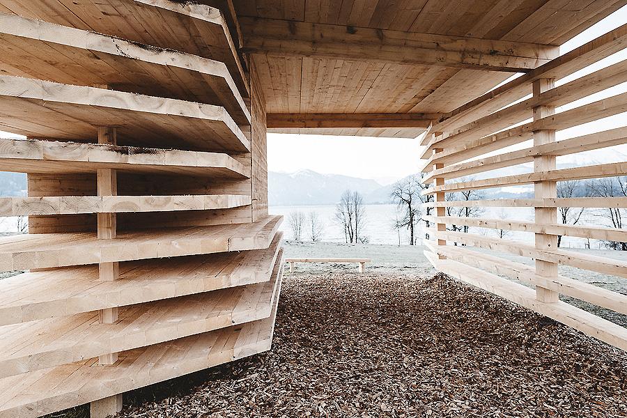 Pavillon in Gmund am Tegernsee 04