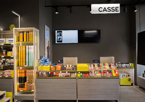 Store in Mailand 05