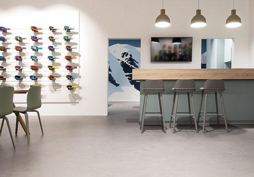 Showroom in München 02