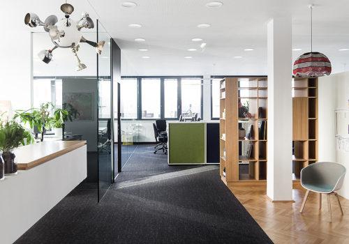 Küchenausbau im Magdas in Wien 03
