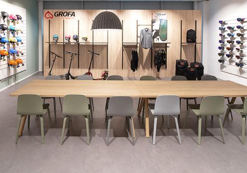 Showroom in München 03