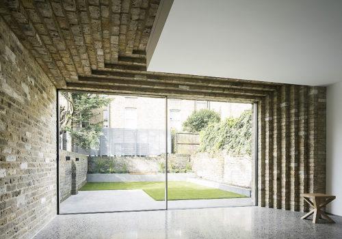 Wohnhaus in London 04