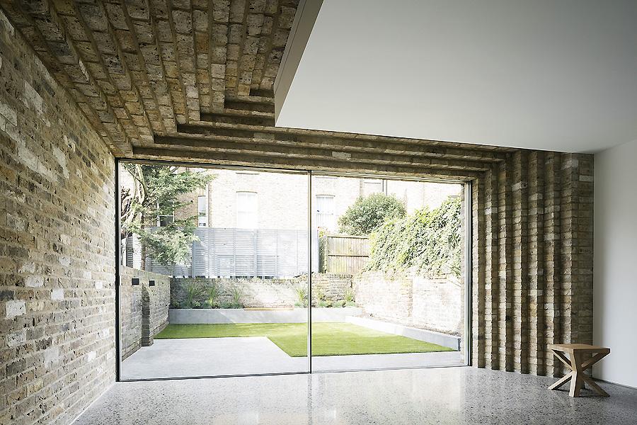 Wohnhaus in London von Bureau de Change
