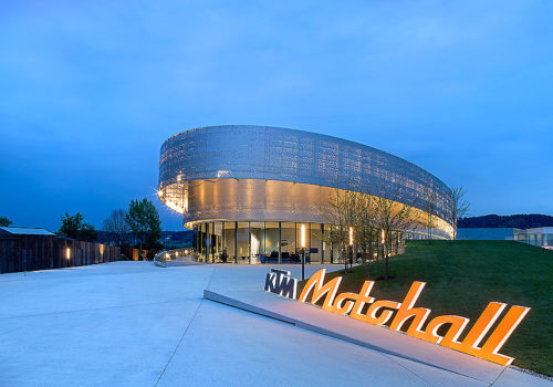 KTM Motohall in Mattighofen 06