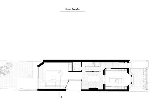 Wohnhaus in London 06