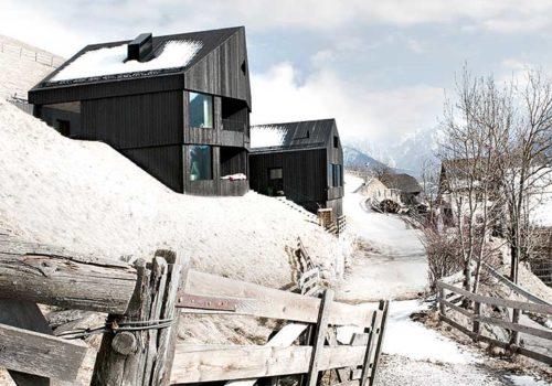 Chalet La Pedevilla: Gustav Willeit, Pedevilla Architects