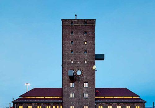 Büros im Unicenter Hochhaus: Christian Schaulin, Achim Lippoth