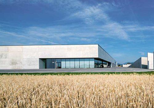 Firmengebäude Kamp: gerner°gerner plus, Matthias Raiger