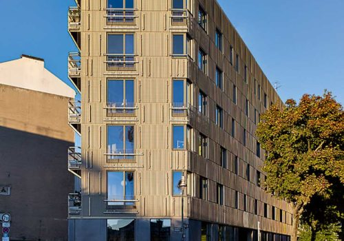 Mehrfamilienhaus Dennewitz.Eins: Stefan Müller