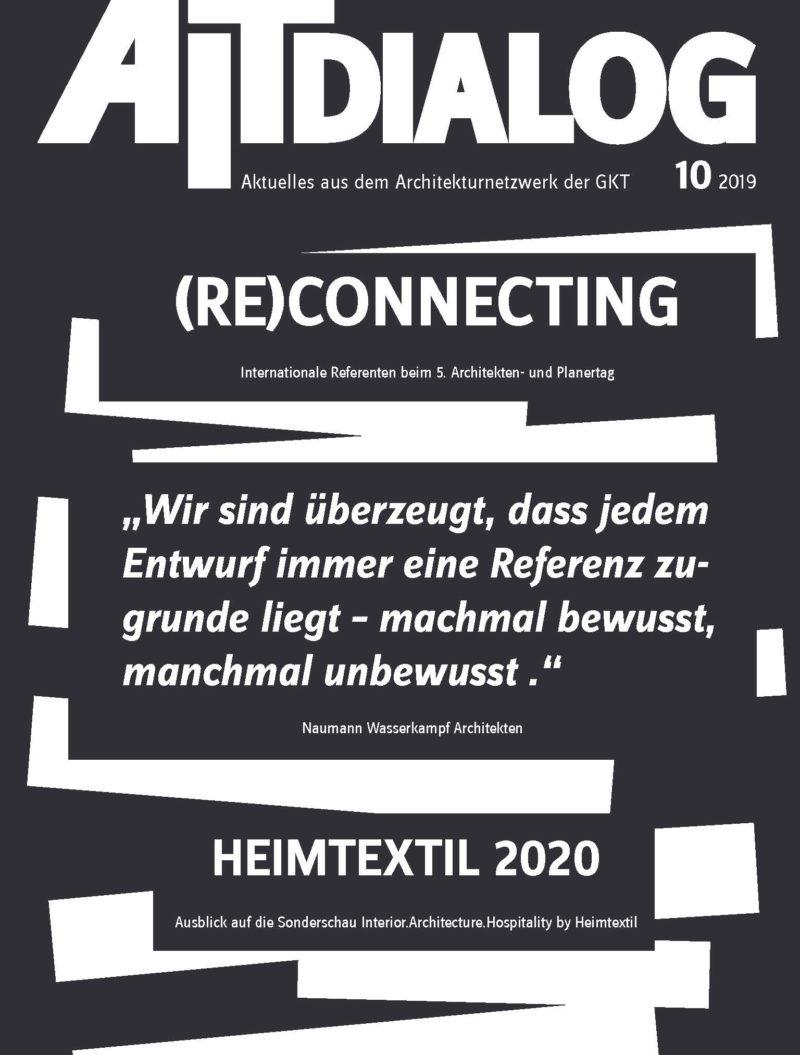 AIT-Dialog Magazin 10/2019