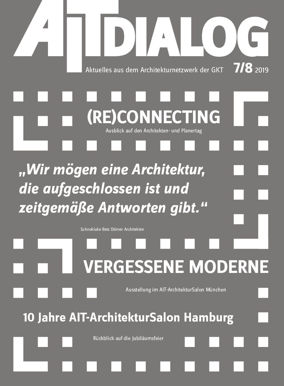 AIT-Dialog Magazin 7_8/2019