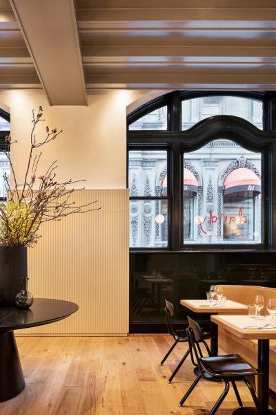 Dandy Restaurant in Montreal 01