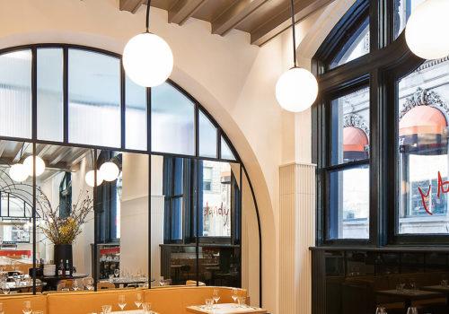 Dandy Restaurant in Montreal 02