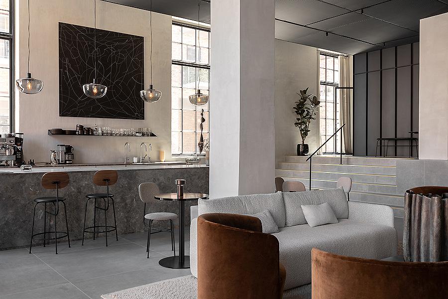 Menu Headquarter in Kopenhagen von NormArchitects