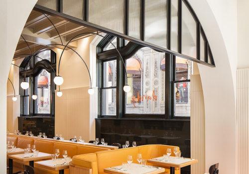 Dandy Restaurant in Montreal 03